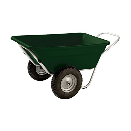 Smart Carts Garden/Utility Cart With Turf Wheels By Smart Carts