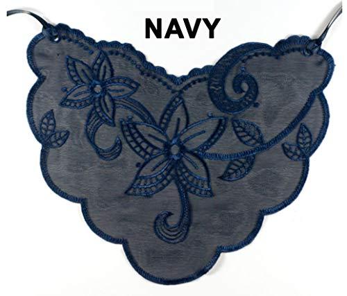 Braza Cami Lace Camisole - Navy