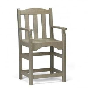 Breezesta Ridgeline Captains Counter Chair - Kiwi
