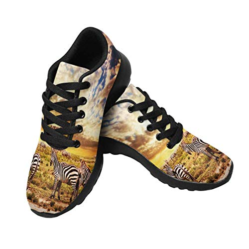 7 Trainers InterestPrint Women's Multi Running Cross Sneakers xnqw1w78UP
