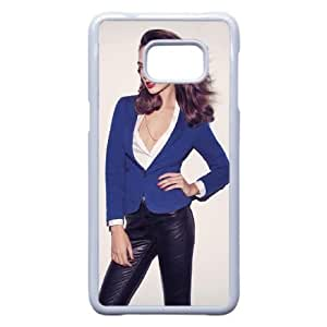 Gal Gadot_002 High Quality Specially Designed Skin cover Case For Samsung Galaxy Note 5 Edge White