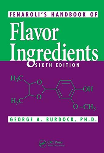 Fenaroli's Handbook of Flavor Ingredients, Sixth Edition Pdf