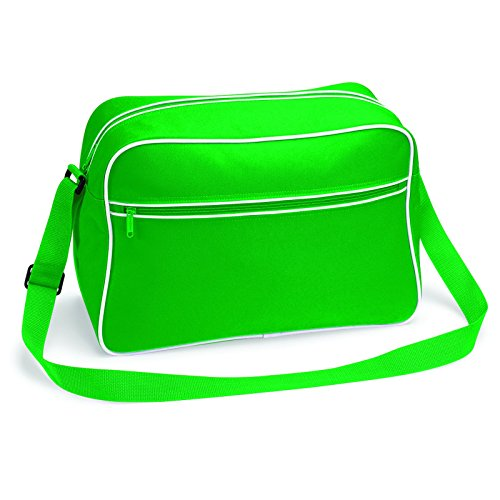 Size Handles White Woman Bag Black White pure Black Green Bagbase Green One wZ8IqfWx