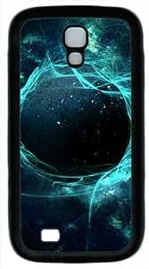 Planets Lights Custom Samsung Galaxy S4 / SIV/ I9500 Case Cover ¨C TPU ¨C White