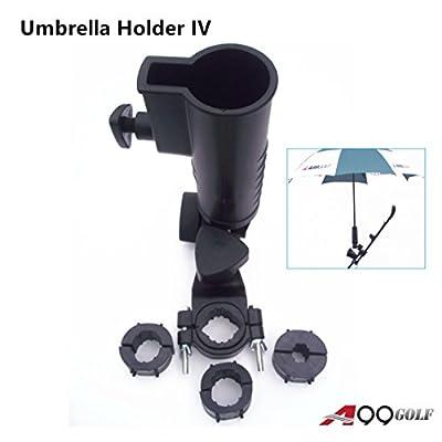 A99 Golf Universal Umbrella Holder Iv for Golf Cart or Fishing Adjustable Angle