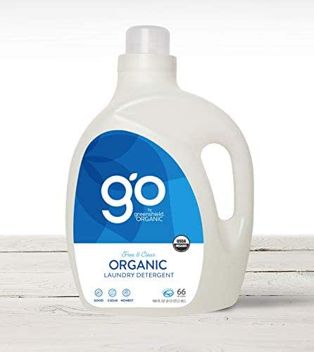 Laundry Detergent: GO by GreenShield Organic