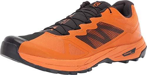 メンズ X Alpine/Pro トレイルランニングシューズ US サイズ: 7 カラー: オレンジ