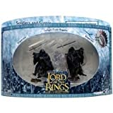 Lord of the Rings Ambush at Weathertop - Armies of Middle Earth Frodo, Sam, Ringwraith Figure