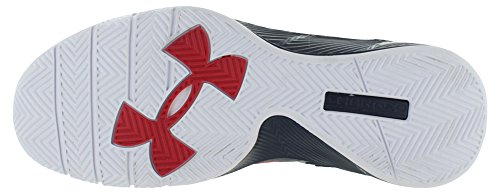 UA CLUTCHFIT DRIVE 2 Midnight Navy/Red/Metallic Gold WObXv
