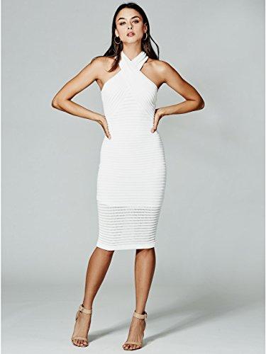 01e2fff6ea GUESS by Marciano Camila Shadow-Stripe Dress - Buy Online in UAE ...