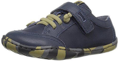 Camper Kids Kids' Peu Cami K800103 Slip-on, Navy, 25 EU/9 M US Toddler