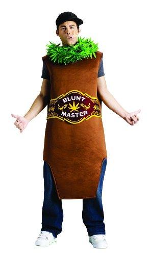Fun World Men's Blunt Master Costume, Multi, Standard
