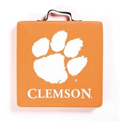 Clemson Tigers Stadium Cushion - NCAA Clemson Tigers Seat Cushion