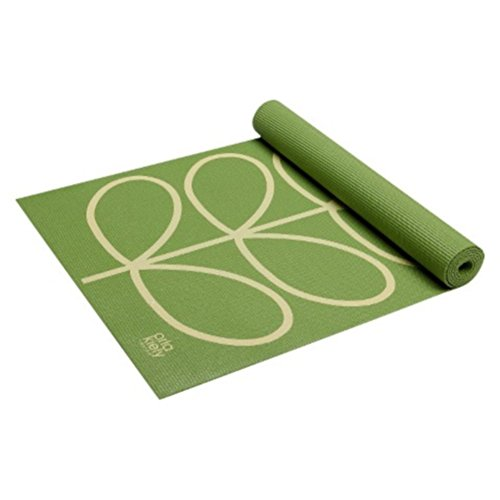 Gaiam 3mm Printed Yoga Apple