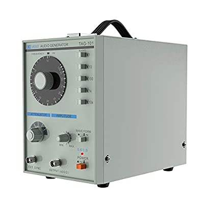 Jadpes Low Frequency Signal Generator,TAG-101High Precision Low Frequency Signal Generator Equipment Voltage EU220V