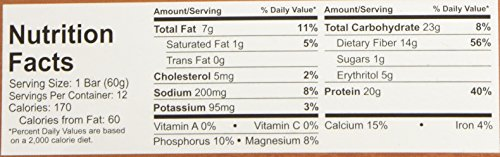 Quest Nutrition - Cinnamon Roll - 2.1oz Box of 12 (2 Pack)