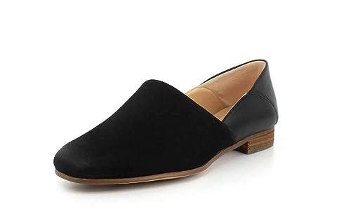 15982c80b3589 CLARKS Women s Pure Tone Black Combination 6 B US  Amazon.ca  Shoes    Handbags