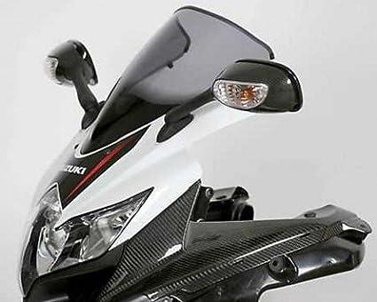 GSX-R 600//750 Scheibe MRA-Racingscheibe rauchgrau 08-10
