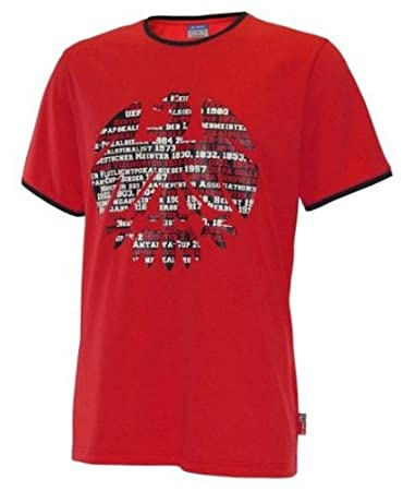 Eintracht Frankfurt T Shirt Adler Ef6113a Größe4xlfarberot