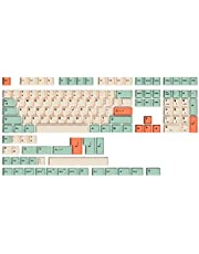 HK Gaming Kleursublimatietoetsen   Cherry Profiel   Dikke PBT Keysets voor mechanisch toetsenbord