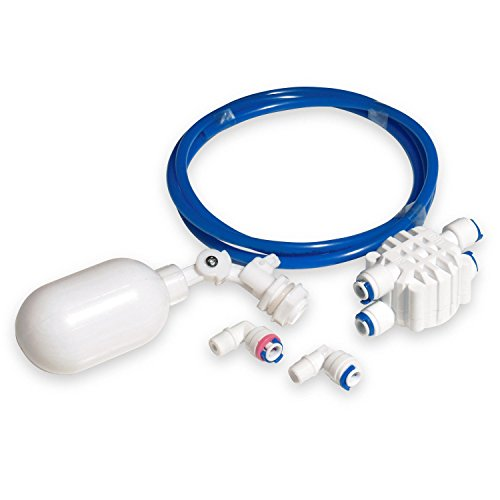 AquaticLife Float Valve Kit for RO & RO/DI Systems (Ro Aquaticlife System)