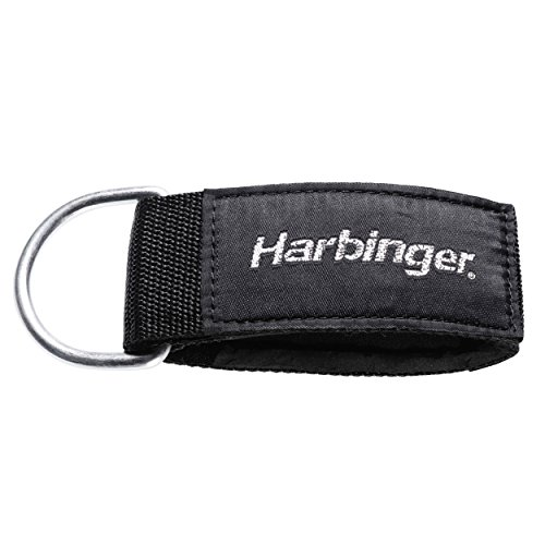 Harbinger 373800 Neoprene Padded 2-Inch Ankle (Padded Cuffs)