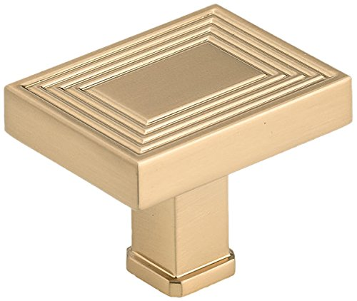 Richelieu Hardware - BP87883545CHBRZ - Transitional Metal Knob - 8788 - Champagne Bronze  Finish