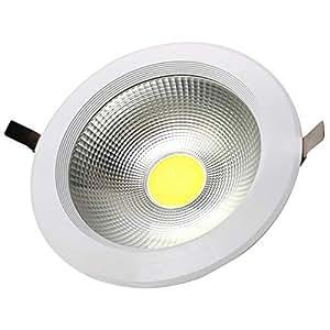 V-tac Set Of 5 30w 2400 Lumens Led Reflector Downlights