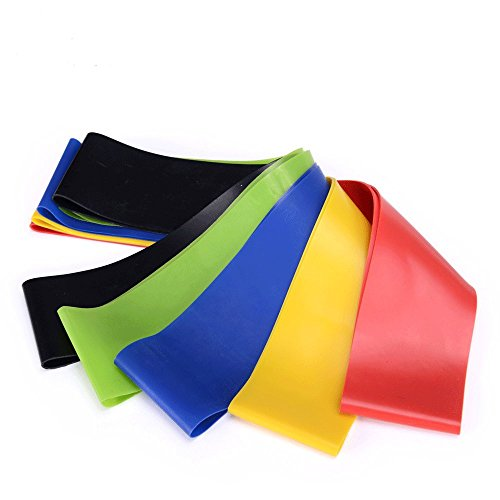 Exercise Resistance Bands for Women Leg Large Elastic Bands For Exercise Fitness Exercise Bands
