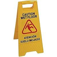 "Chiner - Señal Aviso""Atencion Suelo Mojado - Caution"