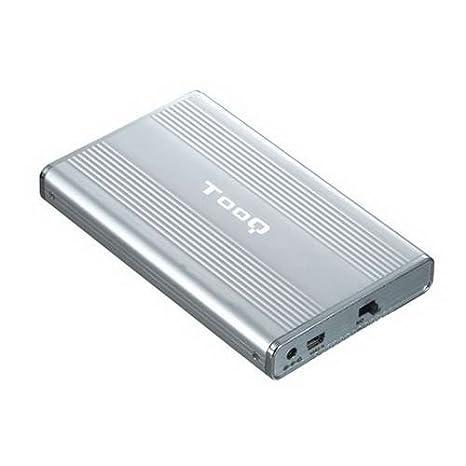 TooQ TQE-2512 Caja Externa 2.5