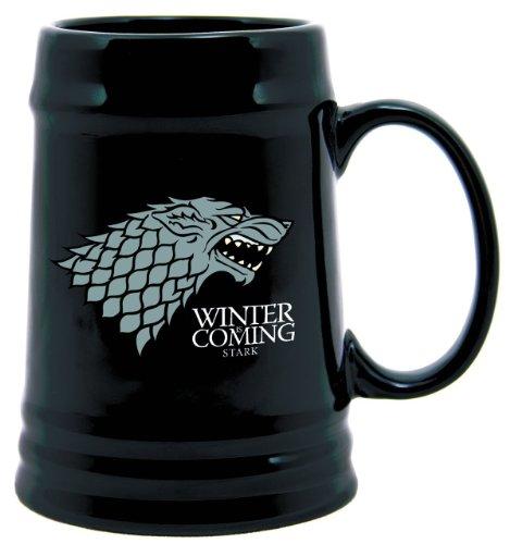 Dark Horse Deluxe Game of Thrones Ceramic Stein: Stark Sigil by Dark Horse Deluxe (Image #2)