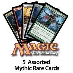 5 Assorted Mythic Rares Magic the Gathering MTG