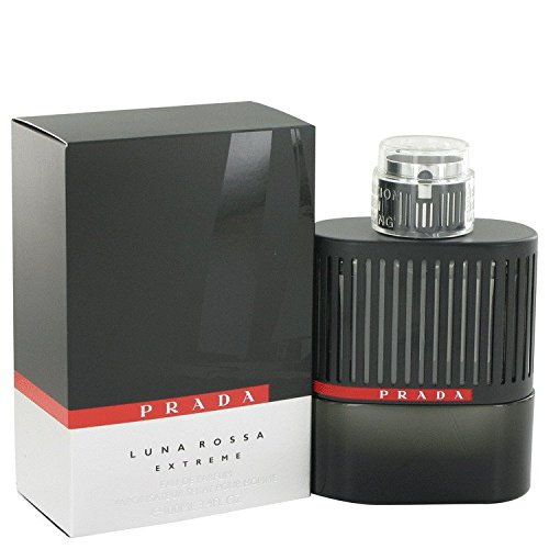 Prada Luna Rossa Extreme Eau De Parfum Spray for Men, 3.4 Fluid Ounce