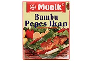 Bumbu Pepes Ikan (Steamed Fish With Hot Spices) - 3.2oz