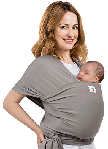 S-TROUBLE Ring Sling f/ür Babytrage Infant Wrap Zubeh/ör Aluminium Ring f/ür Mama