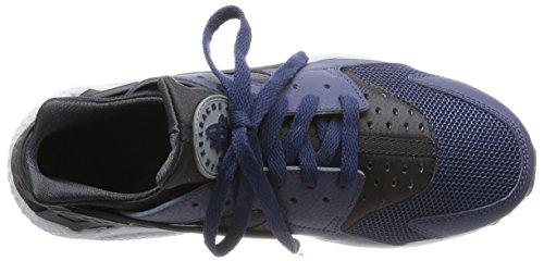 Nike Menn Luft Huarache (navy / Midnight Navy / Mørk Aske / Kul Grå / Midnight Navy) Størrelse 8 Oss