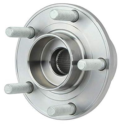 WJB WA513255 - Front Wheel Hub Bearing Assembly - Cross Reference: Timken HA590212 / Moog 513255 / SKF BR930675: Automotive