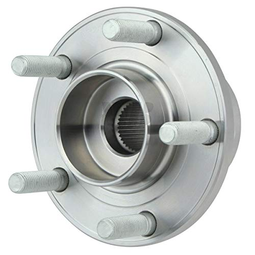 Axle Bearing and Hub Assembly-Wheel Bearing and Hub Assembly Front SKF BR930675