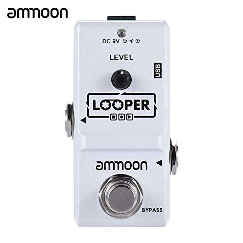 Liuhongyu ammoon AP-09 Nano Series Loop Electric Guitar Effect Pedal Looper True Bypass Unlimited...