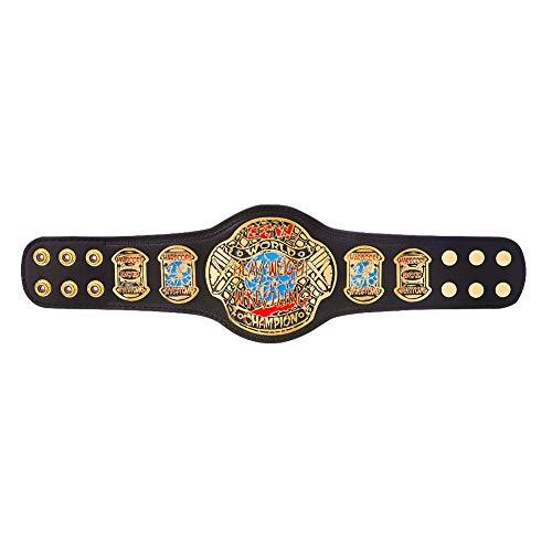 WWE Authentic Wear ECW World Heavyweight Championship Mini Replica Title Belt