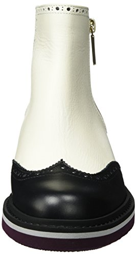 Pollini Avory Pollini beige Multicolor 11A Botines black Shoes Mujer rBXqr7