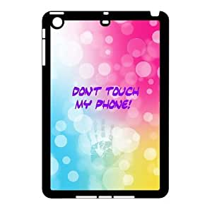 Lycase(TM) Don't touch my phone Customized Cover Case, Don't touch my phone Ipad Mini Protective Case