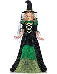 Women's 2 Piece Storybook Witch Costume