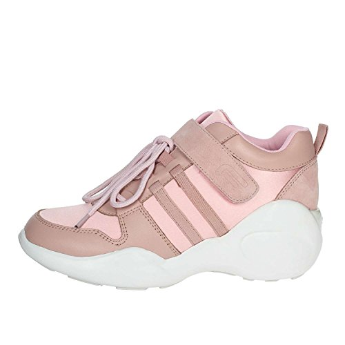Fornarina PE18UP5966O066 High Sneakers Women Rose 05AMjbgnU