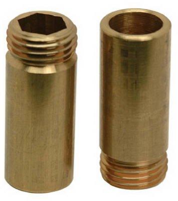 brass craft service parts scb1280x 10 Pack, 1/2 -Inch x 20 Thread, Brass Bibb Seat by BrassCraft