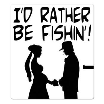 Redneck Wedding Sign Party Accessory (1 count)