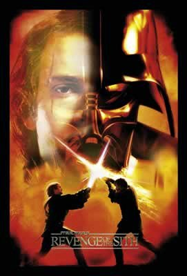 Star Wars: Episode III - Revenge Of The Sith - Movie Poster / Print