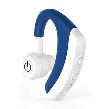 XMYL Auricular Bluetooth,Auricular Manos Libres Auriculares Inalámbricos con Reducción De Ruido Auricular Bluetooth V4