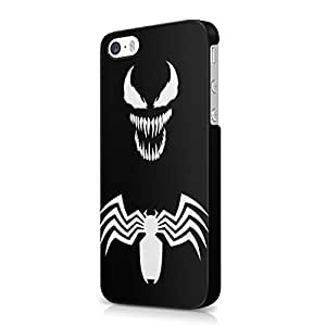 Venom Spiderman Carnage Symbiote Villian Hard Snap-On Protective Case Cover For Iphone 5 / Iphone 5s